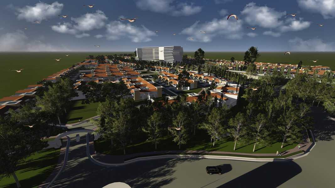 Imago Design Studio Menganti Residences Surabaya Surabaya Menganti-Residences-17 Tropis 9011