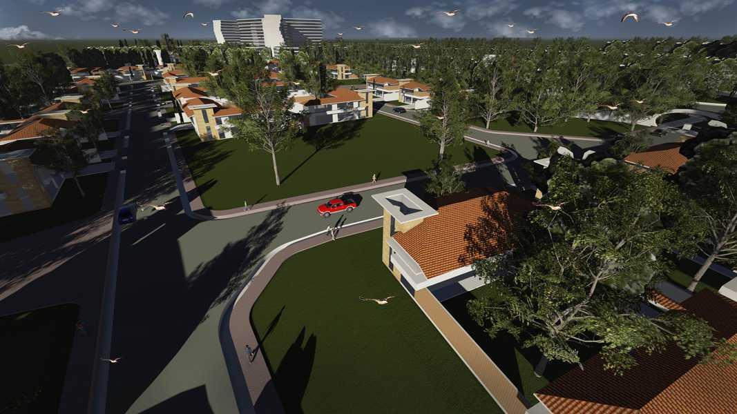 Imago Design Studio Menganti Residences Surabaya Surabaya Menganti-Residences-19 Tropis 9013