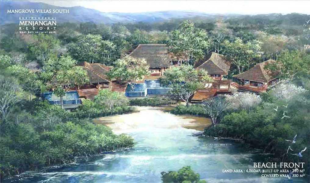 Imago Design Studio Menjangan Properties Taman Nasional Bali Barat Taman Nasional Bali Barat Beach Front Tropis 9016