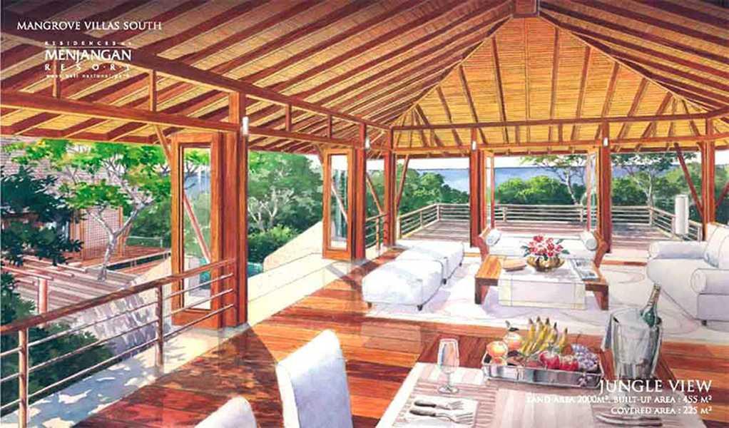 Imago Design Studio Menjangan Properties Taman Nasional Bali Barat Taman Nasional Bali Barat Livingroom Tropis 9020