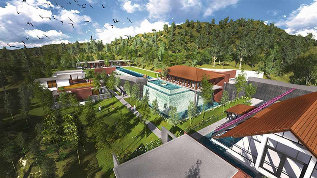 Imago Design Studio Puri Avia & Athalia Resort Bogor Bogor Bird Eye View Modern 9030