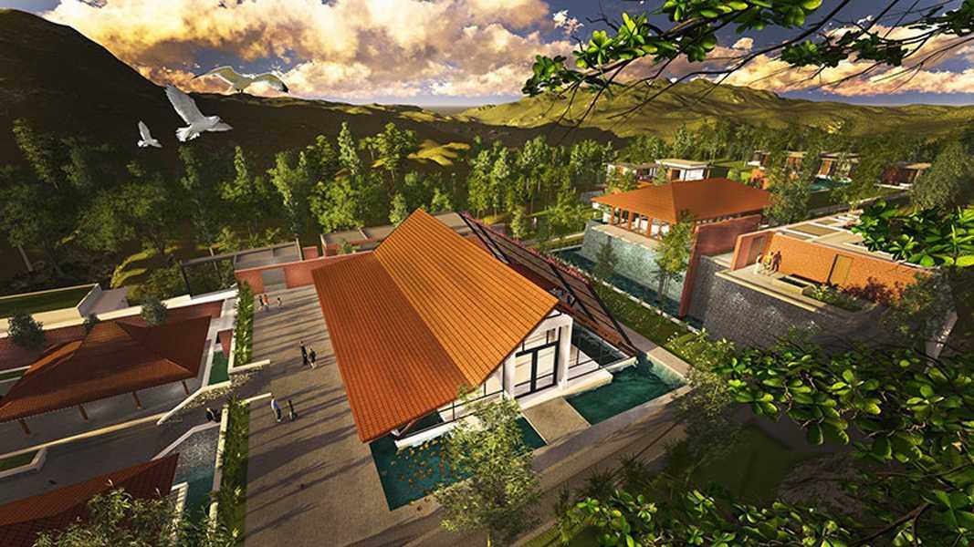 Imago Design Studio Puri Avia & Athalia Resort Bogor Bogor Bird Eye View Modern 9033