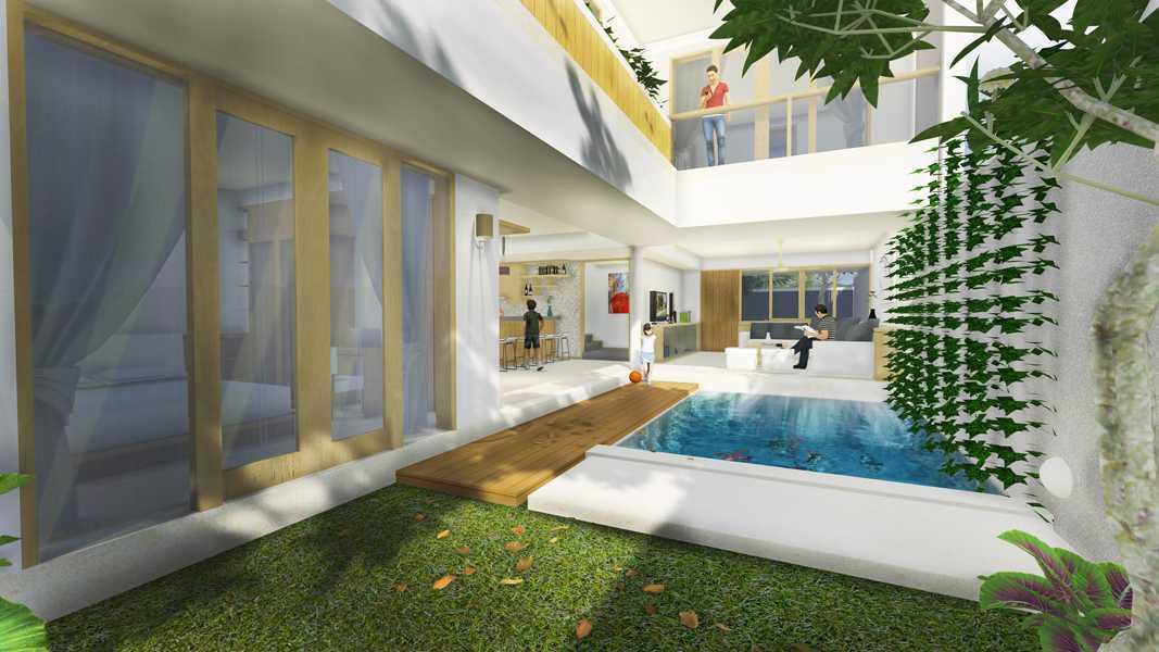 Imago Design Studio Rumah Sendjaja Bandung Bandung Swimming Pool  9058