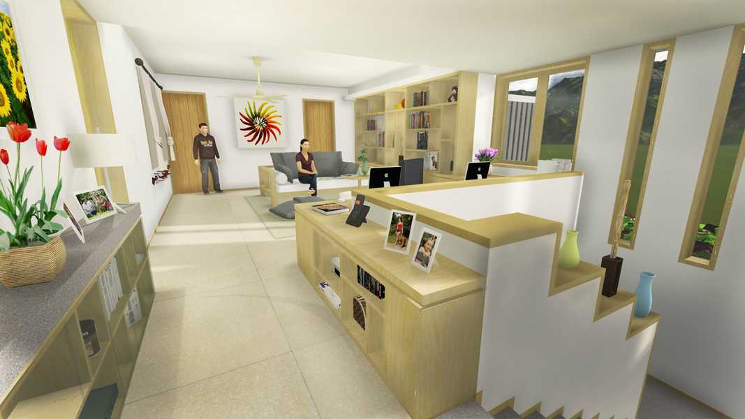 Imago Design Studio Rumah Sendjaja Bandung Bandung Rumah-Keluarga-Sendjaja-7  9060
