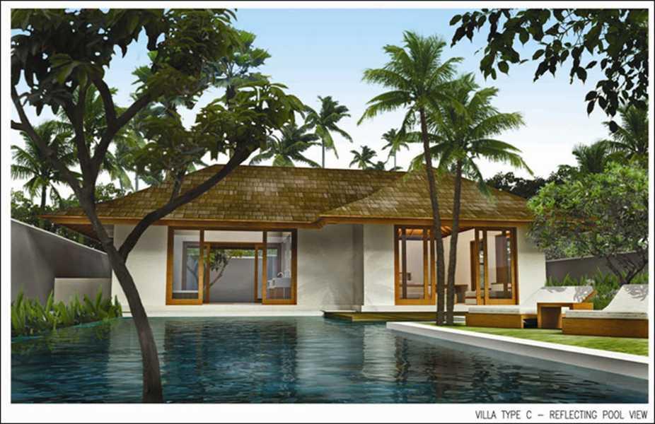 Foto inspirasi ide desain tradisional Swimming pool oleh IMAGO DESIGN STUDIO di Arsitag