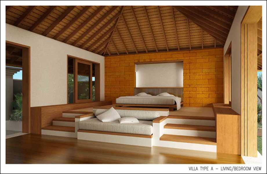 Foto inspirasi ide desain kamar tidur tradisional Room oleh IMAGO DESIGN STUDIO di Arsitag