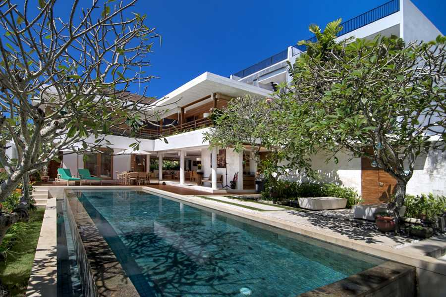 Imago Design Studio Villa Champa Balangan, Bali Balangan, Bali Swimming Pool View Tropical 9140
