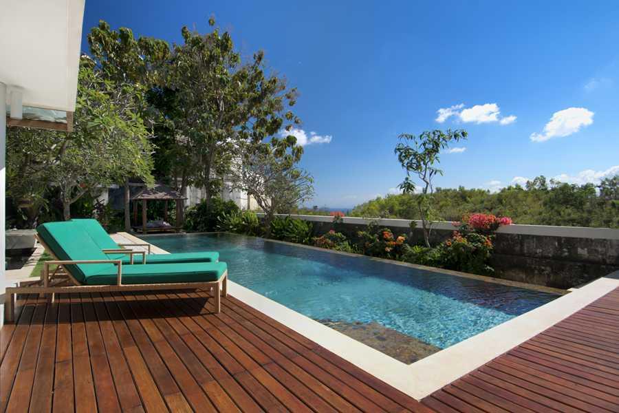 Imago Design Studio Villa Champa Balangan, Bali Balangan, Bali Swimming Pool View Tropis 9143