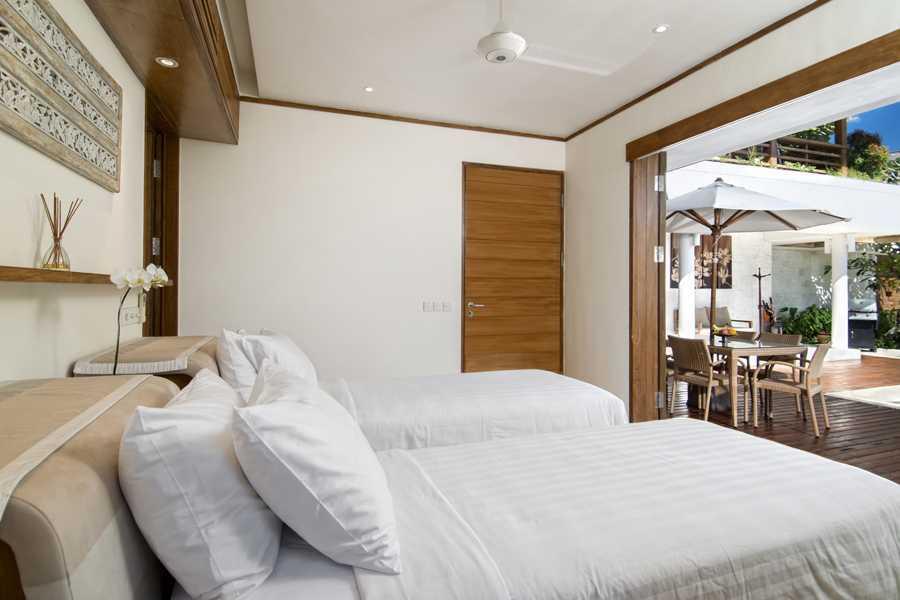 Imago Design Studio Villa Champa Balangan, Bali Balangan, Bali Bedroom Tropis 9150
