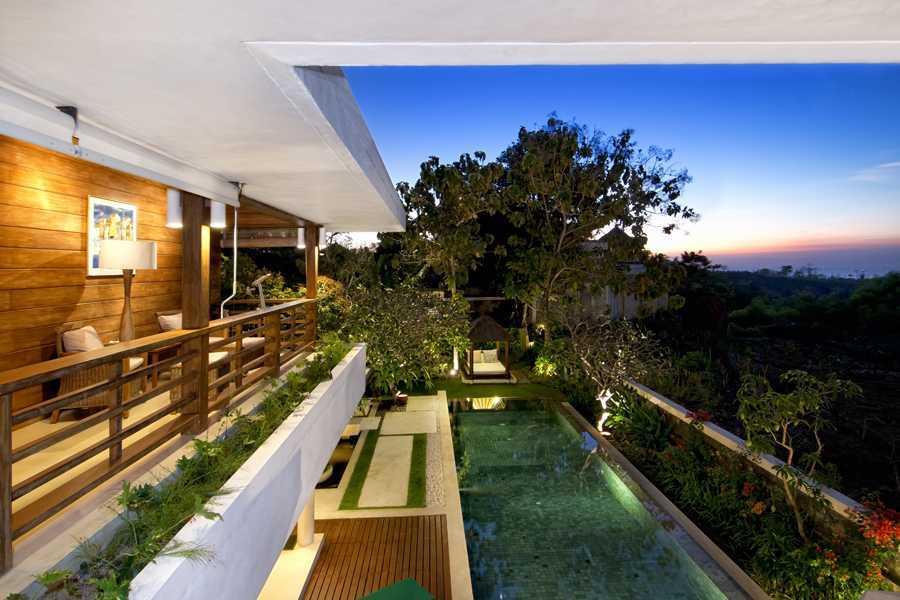 Imago Design Studio Villa Champa Balangan, Bali Balangan, Bali Swimming Pool View Tropis 9155