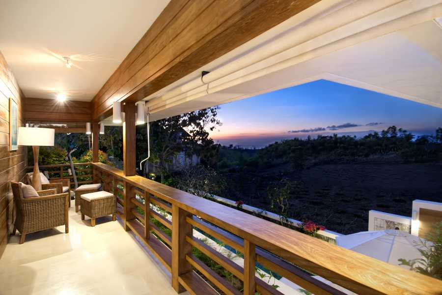 Imago Design Studio Villa Champa Balangan, Bali Balangan, Bali Villa Champa - Balcony Tropis 9156