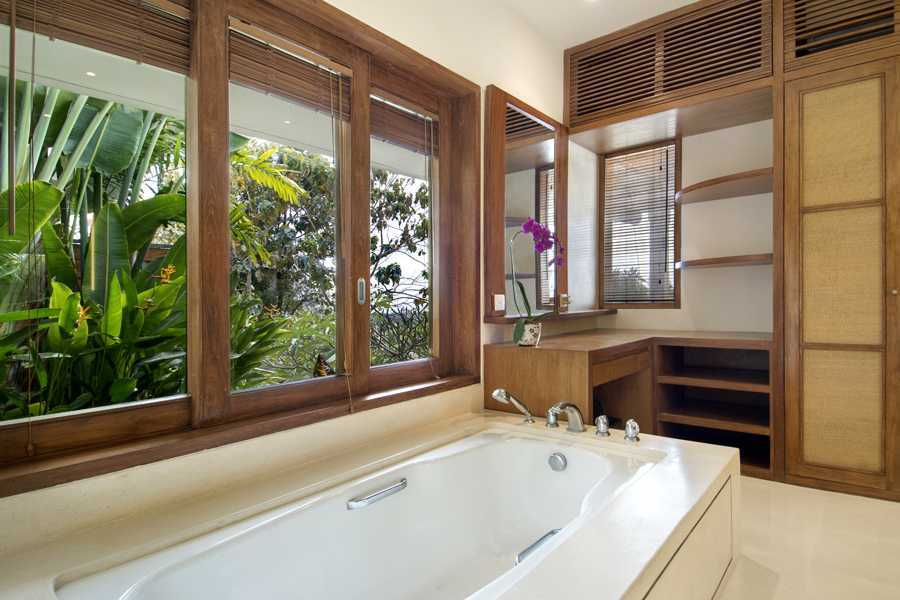 Imago Design Studio Villa Champa Balangan, Bali Balangan, Bali Bathroom Tropis 9163