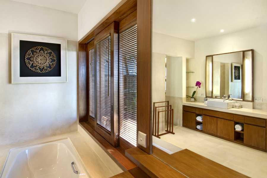 Imago Design Studio Villa Champa Balangan, Bali Balangan, Bali Bathroom Tropis 9164