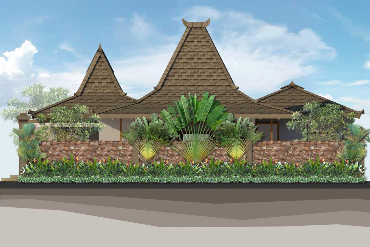 Mta Singhasari Resort Malang, East Java Malang, East Java Presidential Suite Landscape Treatment  8772
