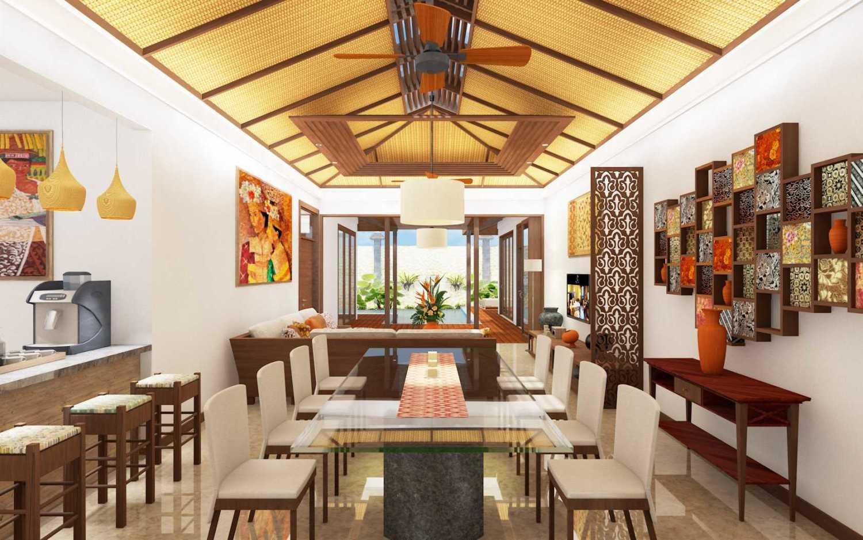 Mta Singhasari Resort Malang, East Java Malang, East Java Presidential Suite Dining And Main Living Room  8775