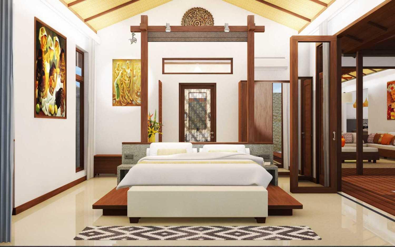 Mta Singhasari Resort Malang, East Java Malang, East Java Presidential Guest Bedroom  8778