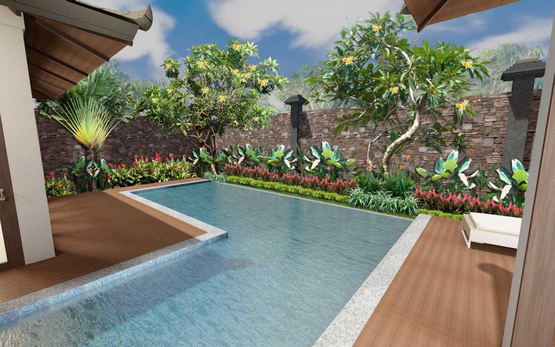Mta Singhasari Resort Malang, East Java Malang, East Java Pool Landscape Treatment  8784