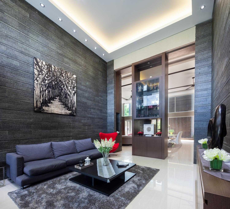 Dp+Hs Architects B+M House Jakarta Jakarta Guest Area Kontemporer 12012