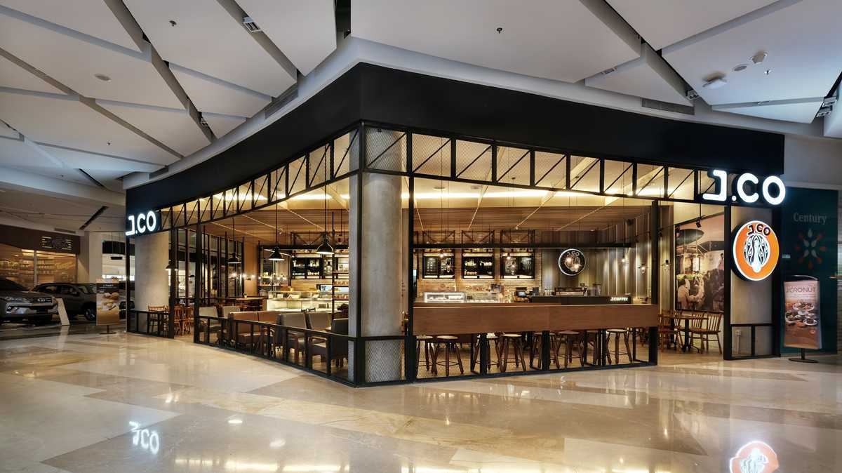 Dp+Hs Architects J.co Gandaria City Mall Jakarta, Indonesia  Jco-Gandaria-City-Dphs-Architects-01 Kontemporer 35719