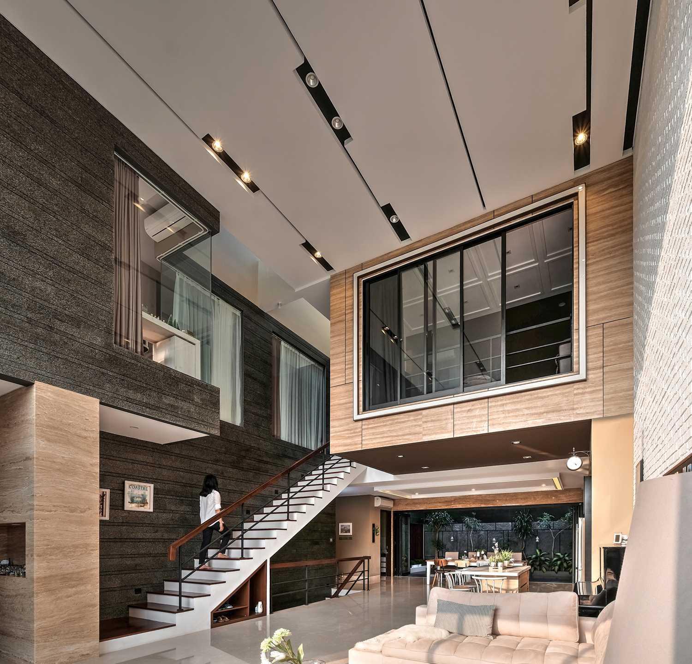 Dp+Hs Architects R+E House Daerah Khusus Ibukota Jakarta, Indonesia Daerah Khusus Ibukota Jakarta, Indonesia Dphs-Architects-Re-House Modern 51423