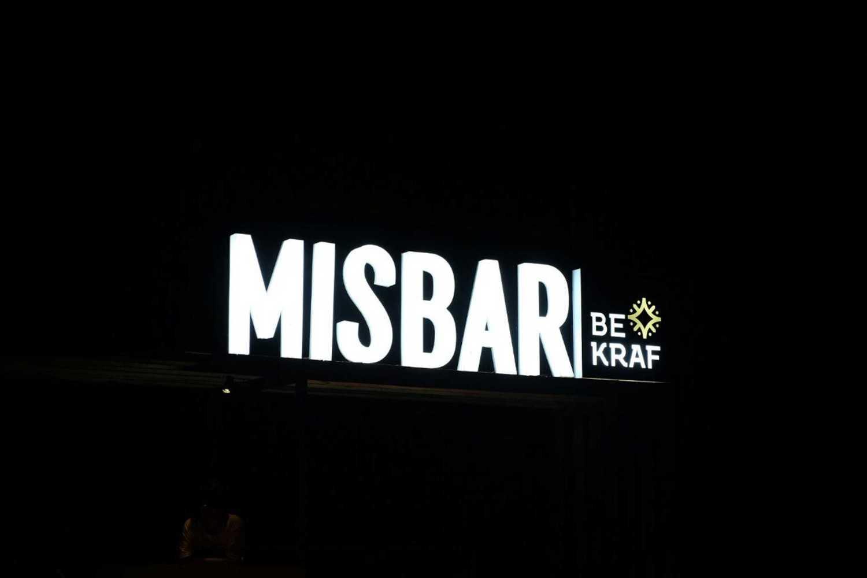 Eki Achmad Rujai Misbar Bekraf Datok Island Datok Island Misbar Logo Tropis 16449