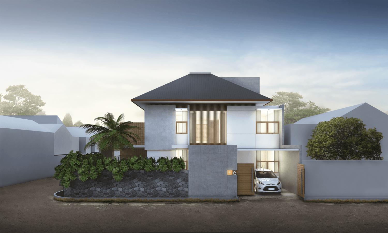 Eki Achmad Rujai O-06 House Bekasi, Tambelang, Bekasi, Jawa Barat, Indonesia  Sc05Ea Modern 33427