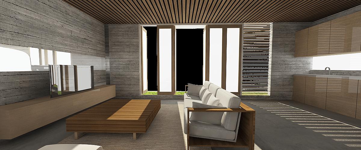 Studio Asri Perforated House Bali, Indonesia Bali, Indonesia Livingroom  8560