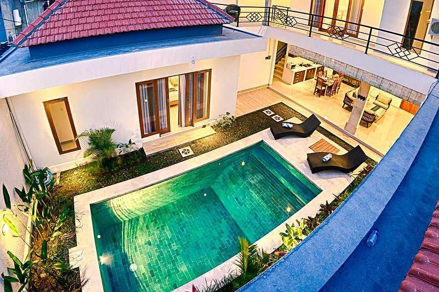 Studio Asri Pino Residence Jl. Raya Basangkasa, Seminyak, Kuta, Kabupaten Badung, Bali 80361, Indonesia Bali, Indonesia Swimming Pool Area  8585
