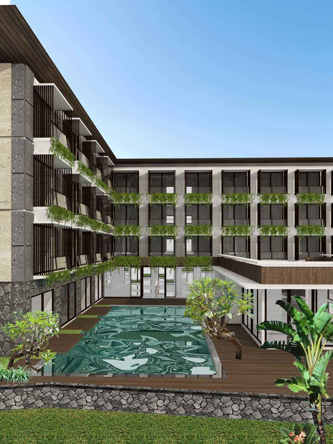 Studio Asri Canggu Beach Hotel Bali, Indonesia Bali, Indonesia Swimming Pool Area  17021