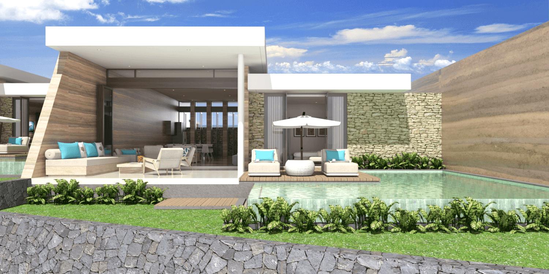 Pt. Indodesign Kreasi Mandiri Damai Indah Villas Lombok Bali, Indonesia Bali, Indonesia 00000Villa-Damai-Indah2-Bedroomback-View-2Reva  25418