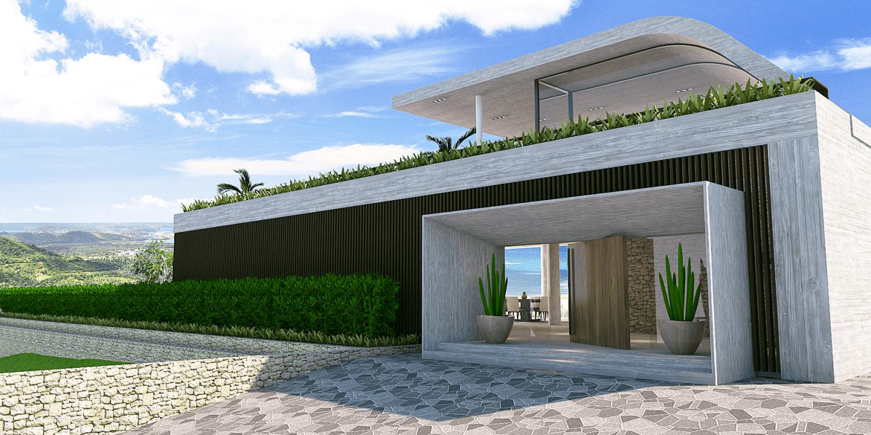 Pt. Indodesign Kreasi Mandiri Lombok Hotel South Lombok Kuta South Lombok Kuta 0000Llclub-3D-Renderview-1-R2  16090