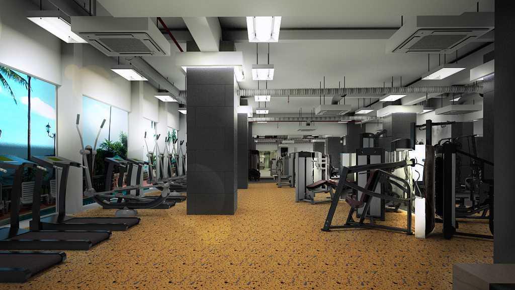 Pt. Indodesign Kreasi Mandiri Life Spa Fitness Pondok Indah Jakarta Pondok Indah Jakarta Gym  18040