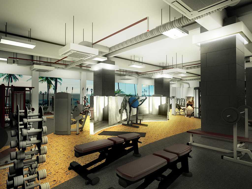 Pt. Indodesign Kreasi Mandiri Life Spa Fitness Pondok Indah Jakarta Pondok Indah Jakarta Gym  18041