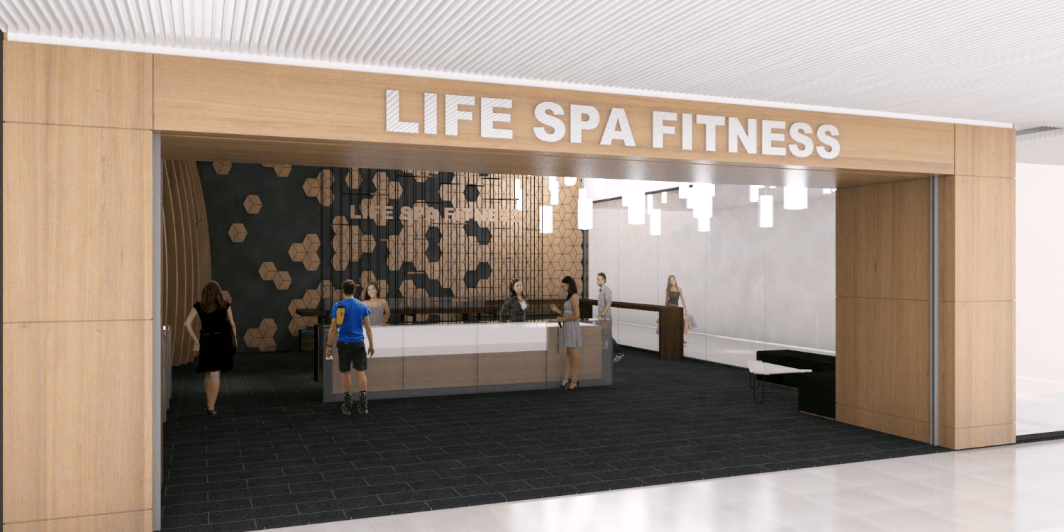 Pt. Indodesign Kreasi Mandiri Life Spa Fitness South Quarter South Jakarta South Jakarta Reception-View-3  18070