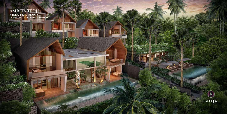 Sotja Interiors Amrita Tedja At Ubud Bali, Indonesia Bali, Indonesia Villa Buildings  8715