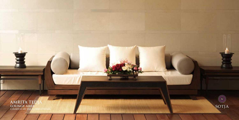 Sotja Interiors Amrita Tedja At Ubud Bali, Indonesia Bali, Indonesia Lounge Area  8726