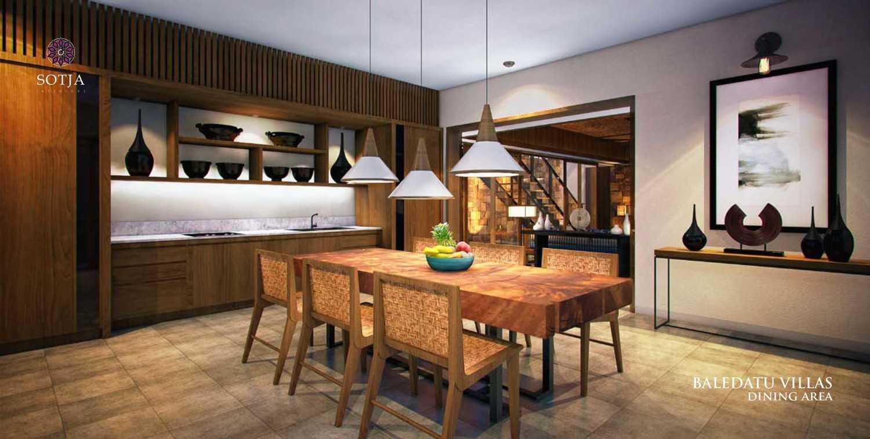 Sotja Interiors Baledatu Villas At Senggigi Lombok, Indonesia Lombok, Indonesia Dining Area  9914