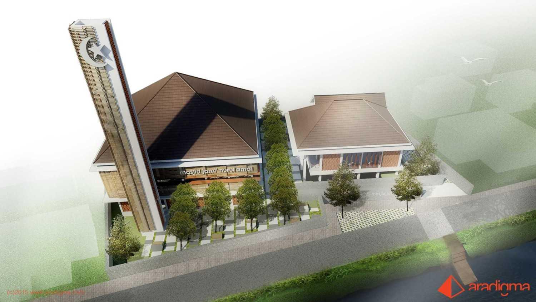 Aradigma Masjid Taman Masjid Bekasi, Tambelang, Bekasi, West Java, Indonesia Bekasi Masjid Nurul Amal  15671