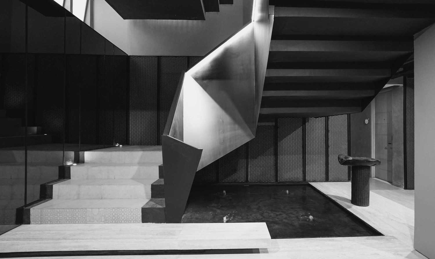 A & Partners J Boutique Hotel Tuban Tuban Stairs  19164