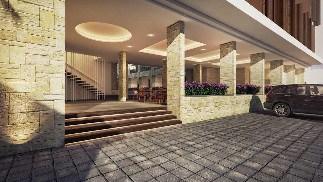 Og Architects Akana Hotel Sanur, Bali, Indonesia Bali, Indonesia Main-Entrance Modern 9201