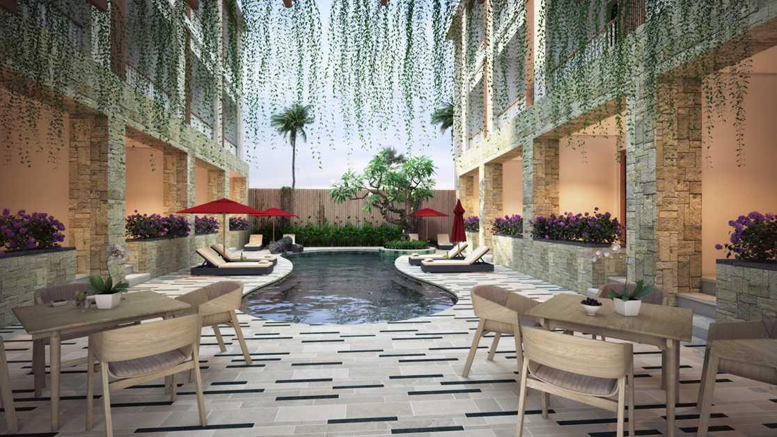 Og Architects Akana Hotel Sanur, Bali, Indonesia Bali, Indonesia Swimming-Pool-Area Modern 9202