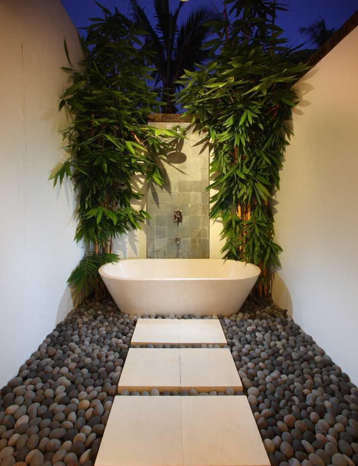 Og Architects Tanjung Villa Bali, Indonesia Bali, Indonesia Outdoor-Bathtub  9219