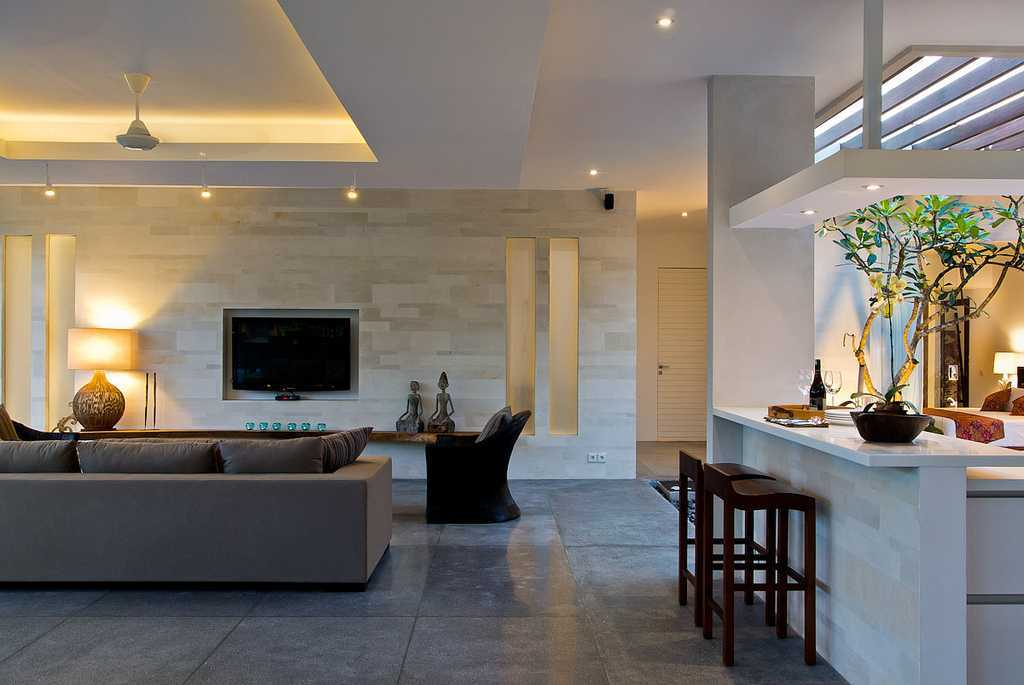 Og Architects Bersantai Villa At Seminyak Bali, Indonesia Bali, Indonesia Livingroom Kontemporer 9221