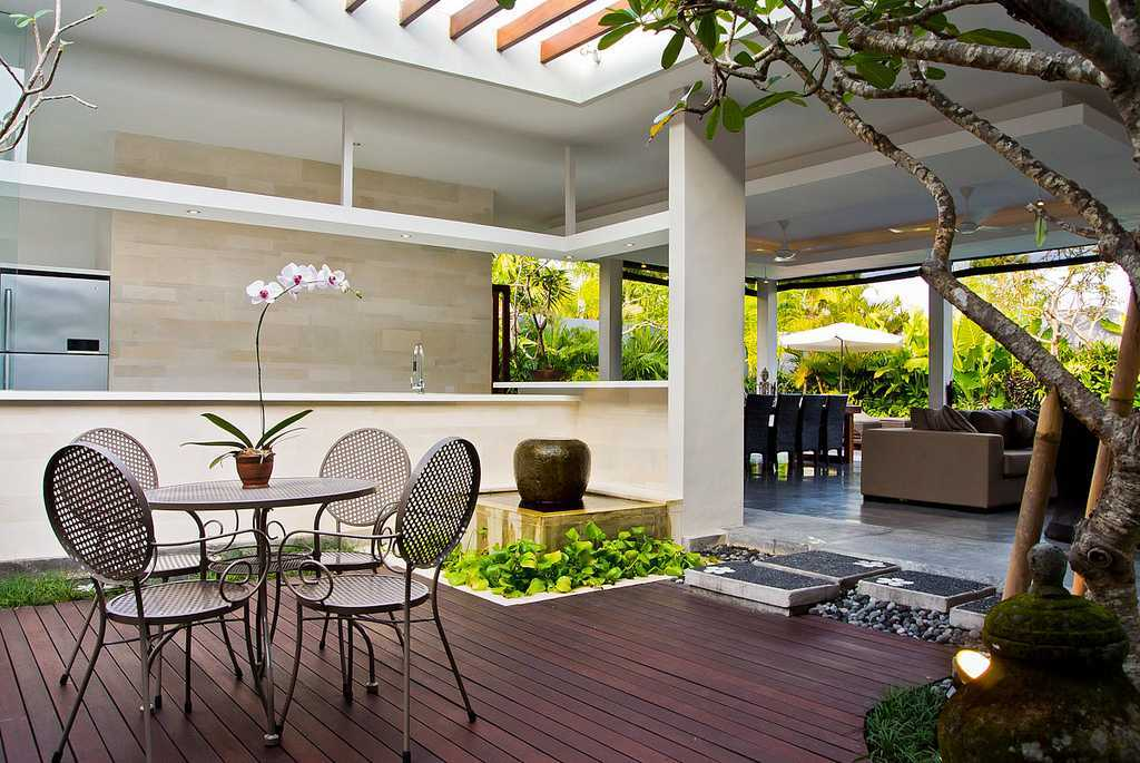 Og Architects Bersantai Villa At Seminyak Bali, Indonesia Bali, Indonesia Villa-Sitting-Area Kontemporer 9224