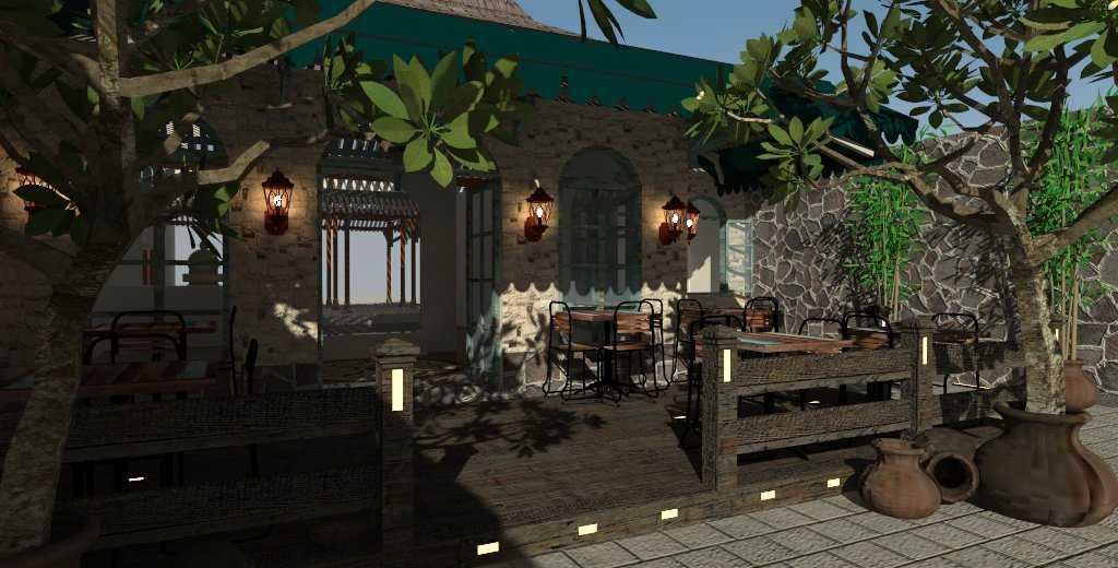 Egalite Cafe & Resto Salatiga Salatiga Front View  9347