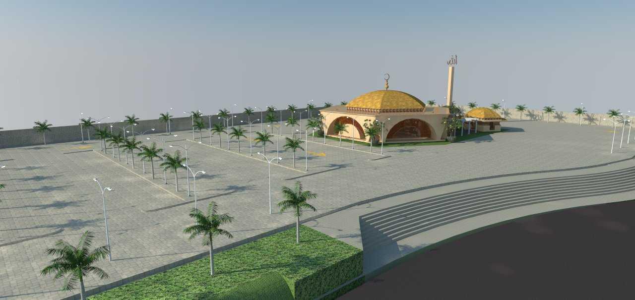 Egalite Masjid Smb Ii Bandara Palembang Bandara Palembang Bird Eye View  15491
