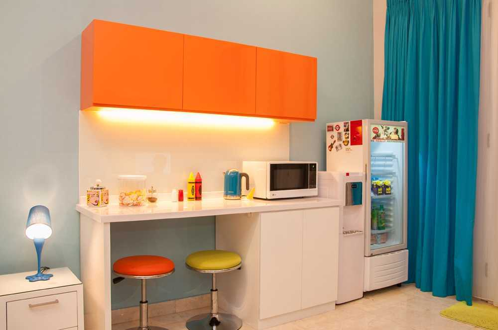 Vindo Design Kemang Residence Jakarta, Indonesia Jakarta, Indonesia Pantry Modern 9256