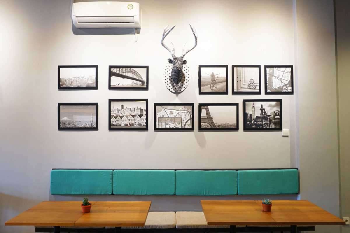 Vindo Design Wanderlust Coffee Shop Tangerang, Indonesia Tangerang, Indonesia Wall-Decoration Industrial 9277