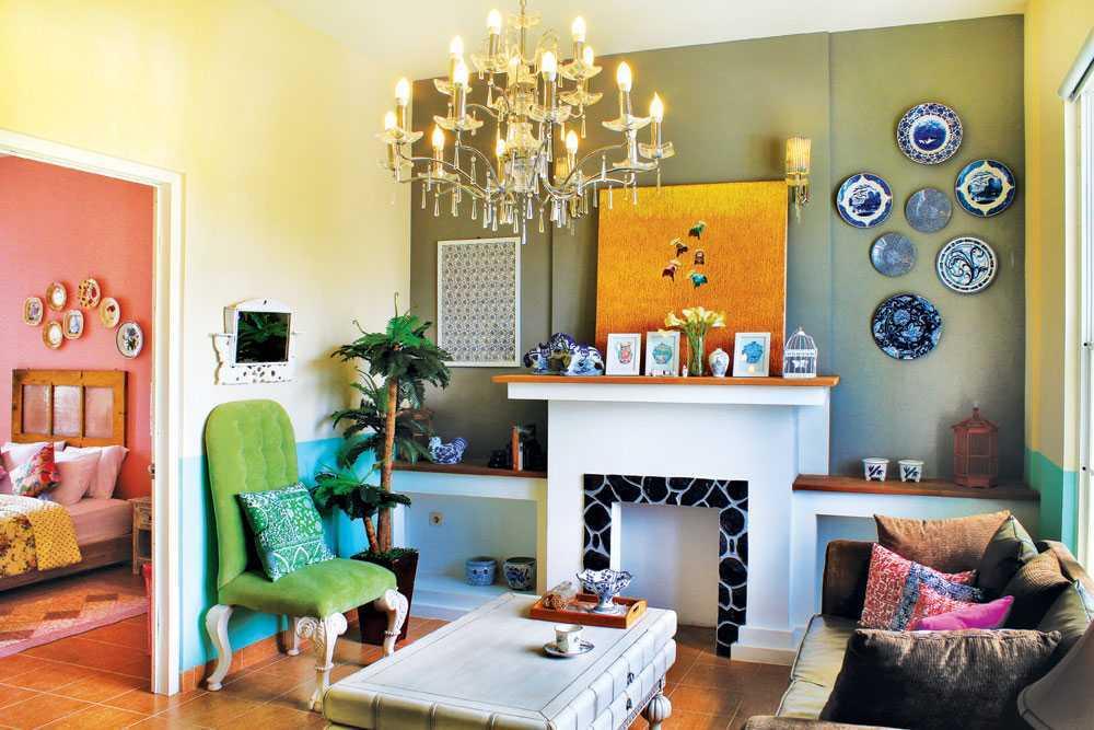 Vindo Design Rumah Paris Yogyakarta Yogyakarta Living Room Modern 21174