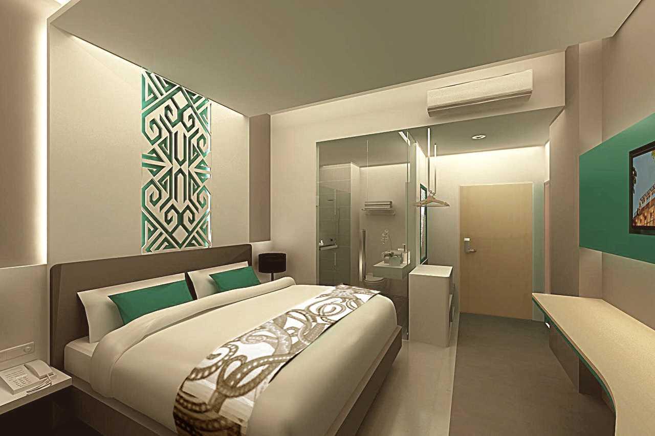 Foto inspirasi ide desain kamar tidur tradisional Bedroom oleh PT. Atelier Una Indonesia di Arsitag